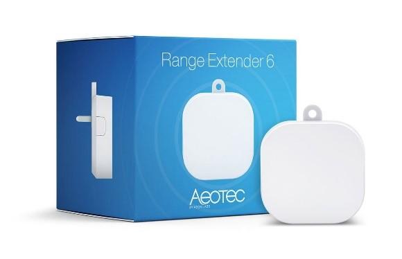 Aeotec Z-Wave Range Extender 6 Schuko