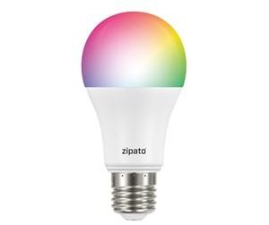 ZIPATO Z-Wave RGBW E27 LED-lamppu